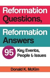Reformation Questions, Reformation Answers | Donald K. McKim |