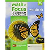 Math in Focus Wkbk Grd 3