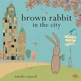 Brown Rabbit in the City | Natalie Russell |