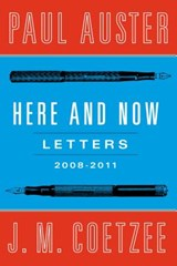 Here and now: letters 2008-2011 | Paul Auster |