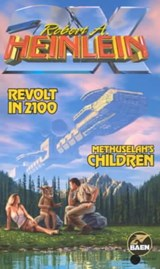 Revolt in | Robert A. Heinlein |