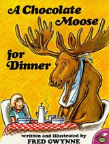 A Chocolate Moose for Dinner | Fred Gwynne |