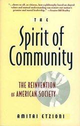 Spirit of Community | Amitai Etzioni |