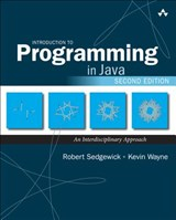 Introduction to Programming in Java | Robert Sedgewick |