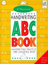 D'Nealian Handwriting ABC Book, Grades K-2
