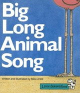Big Long Animal Song | Mike Artell |