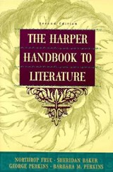 The Harper Handbook to Literature | Northrop Frye |