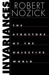 Invariances - The Structure of the Objective World