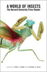 A World of Insects - The Harvard University Press Reader | CARDÉ,  Ring T. |