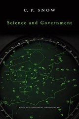 Science and Government | Charles Percy Snow |