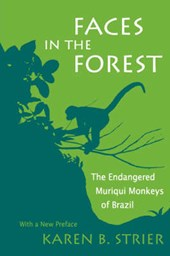 Faces in the Forest - The Endangered Muriqui Monkeys of Brazil