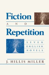 Fiction & Repetition - Seven English Novels (Paper)