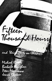 Fifteen Thousand Hours - Secondary Schools & Their  Effects on Children (Paper)