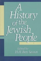 A History of the Jewish People (Paper) | H. H. Ben-sasson |