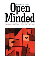Open Minded - Working Out the Logic of the Soul (Paper) | Jonathan Lear |