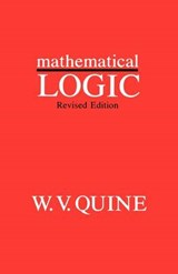 Mathematical Logic Rev (Paper) | Willard Van Orman Quine |
