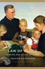 The Law of Blood | Johann Chapoutot |