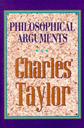 Philosopical Arguments (Paper) | Charles Taylor |