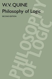 Philosophy of Logic - Second Edition | Willard Van Orman Quine |