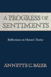 A Progress of Sentiments - Reflections on Hume's Treatise (Paper)