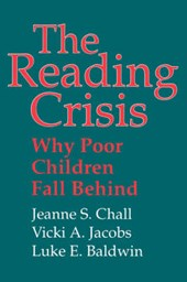 The Reading Crisis - Why Poor Children Fall Behind  (Paper)