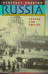 Russia - People & Empire (Obe) | Geoffrey Hosking |
