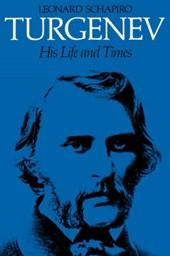 Turgenev - His Life & Times