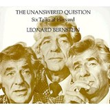 The Unanswered Question - Six Talks at Harvard (Paper) (Does not include Records) | L Bernstein |