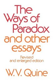 The Ways of Paradox and Other Essays - Revised and Enlarged Edition