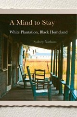 A Mind to Stay | Sydney Nathans |