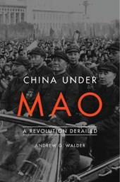 China Under Mao - A Revolution Derailed