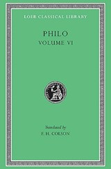 On Abraham - On Joseph - Moses L289 V 6(Trans. Colson)(Greek) | Philo |