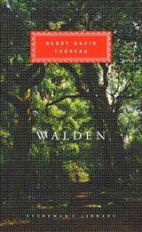 Walden or, life in the woods | Henry David Thoreau |