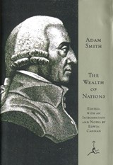 The Wealth Of Nations | Adam Smith ; Goodreads |