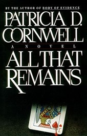 All That Remains | Patricia Cornwell |