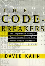 The Codebreakers | David Kahn |