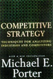 Competitive Strategy | Michael E. Porter |