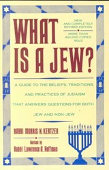 What Is a Jew | Morris N. Kertzer |