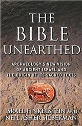 The Bible Unearthed | Israel Finkelstein |