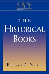 The Historical Books | Richard D. Nelson |