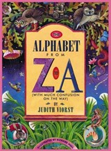 The Alphabet from Z to a | Judith Viorst |