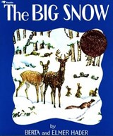 The Big Snow | Berta Hader |