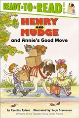 Henry and Mudge and Annie's Good Move | Cynthia Rylant |