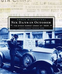 Six Days in October | Karen Blumenthal |