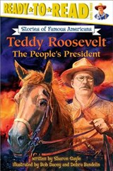 Teddy Roosevelt | Sharon Shavers Gayle |