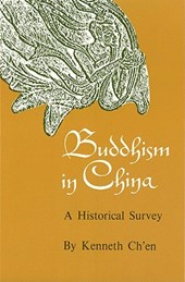 Buddhism in China - A Historical Survey | Kenneth Ch`en |