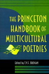 The Princeton Handbook of Multicultural Poetries (Paper) | Terry V.f. Brogan |