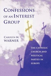 Confessions of an Interest Group - The Catholic Church and Political Parties in Europe