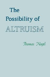 The Possibility of Altruism | Thomas Nagel |
