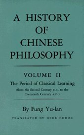 History of Chinese Philosophy, Volume